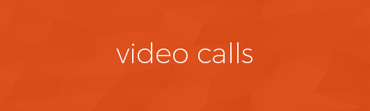Making video calls with Skype for Business